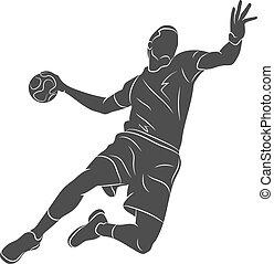 כדור יד, שחקן, תקציר