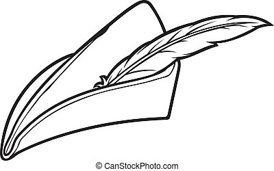כובע, ברדס של רובין