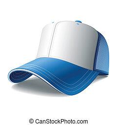 כובע כחול, בייסבול
