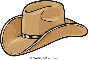 כובע, קאובוי