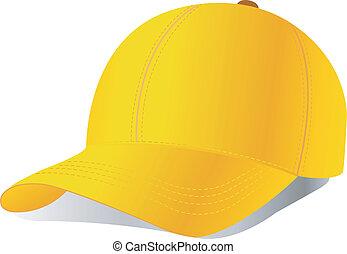 כובע של בייסבול, וקטור