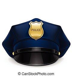 כובע של פסגה, משטרה, כוקאד