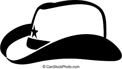 כובע של קאובוי