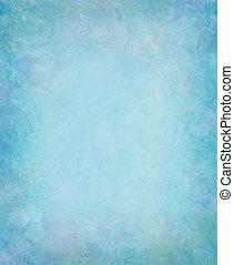 כחול, גראנג, רקע