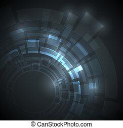 כחול כהה, תקציר, טכני, רקע
