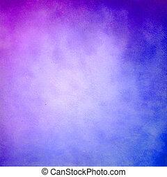כחול, סגול, תקציר, גראנג, רקע