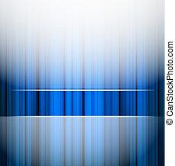 כחול, תקציר, פסים, רקע