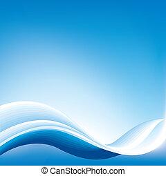כחול, תקציר, רקע, קרזל
