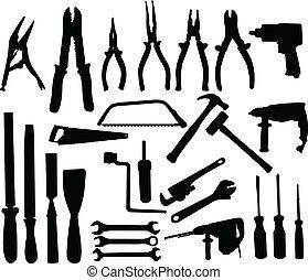 כלים, אוסף