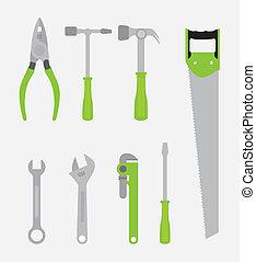 כלים, בניה