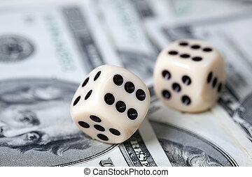 כסף, אמריקאי, קצץ