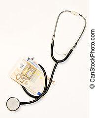 כסף, בריאות