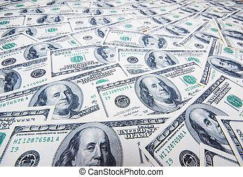 כסף, דולרים, לגוז, רקע
