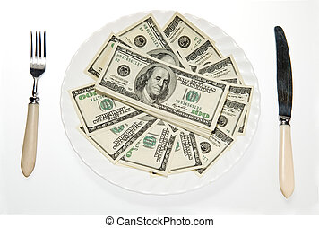כסף, דפן
