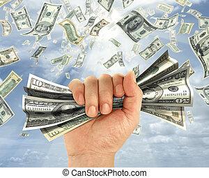 כסף, החזק