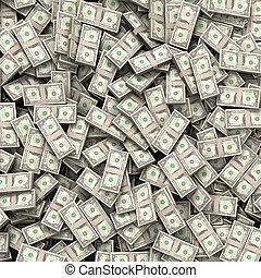 כסף, חשבונות, רקע