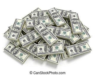 כסף, לגוז, גדול