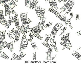 כסף, לצוף, רקע