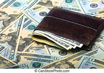 כסף, מעל, wallent