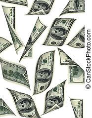 כסף, נפול