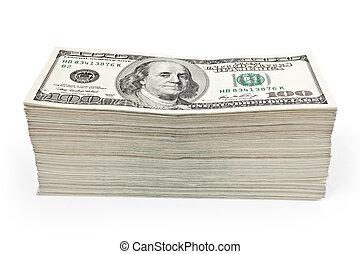 כסף, עושר