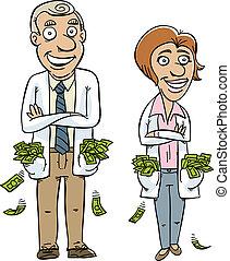 כסף, רפואי