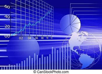 כספי, עסק, תקציר, רקע, עולם, נתונים