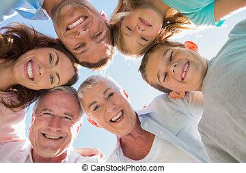 כפולי, לחייך, דור, משפחה