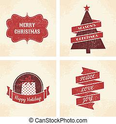 כרטיסים, חג המולד, אוסף
