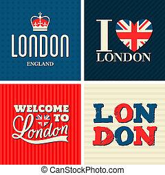 כרטיסים, לונדון, אוסף