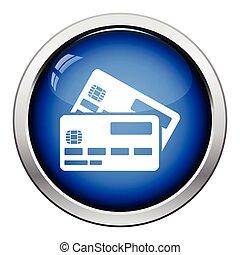 כרטיס אשראי, איקון