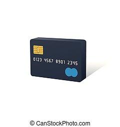 כרטיס אשראי, דפוסית