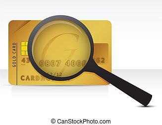 כרטיס אשראי, הגדל
