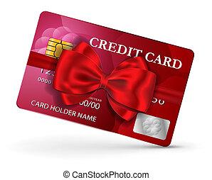 כרטיס, כרע, זכה, עצב, סרט, חיב, או, אדום