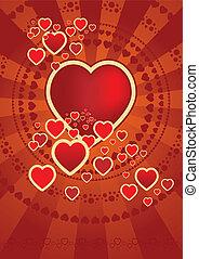 לבבות, רקע