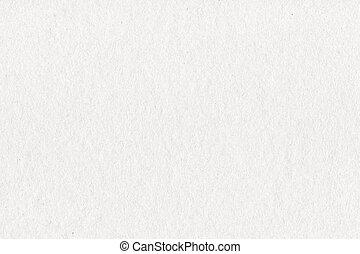 לבן, נייר, של עבודת-יד, רקע