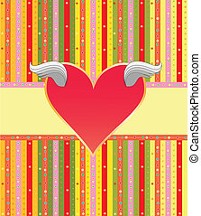 לב, צבעוני, כנה
