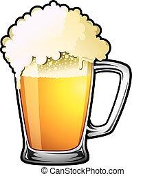 לגימה, בירה