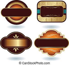 לוגו, דפוסית, שוקולד
