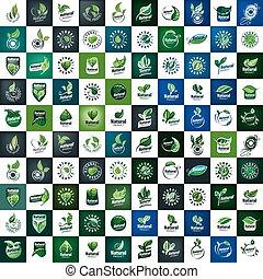 לוגו, מוצר, טבעי