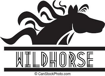 לוגו, סוס