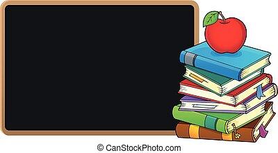 לוח, ספרים, לגוז