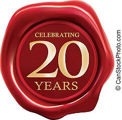 לחגוג, 20 שנים