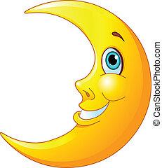 לחייך ירח