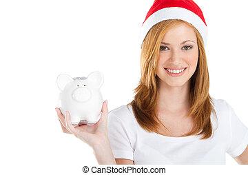לחסוך, חג המולד