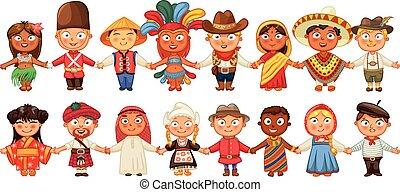 לעמוד, תרבות, שונה, ביחד