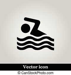 לשחות, חתום, איקון