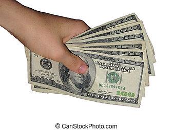 לתת כסף
