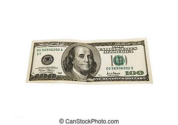 מאה חשבון של דולר