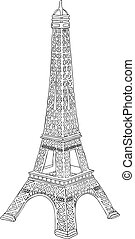 מגדל, איפאל, פריז, צרפת